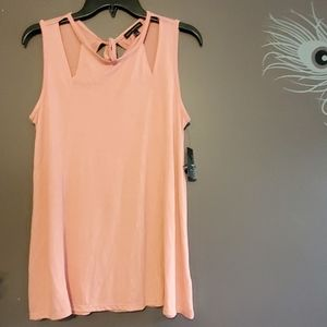 Signature Studio Sleeveless Top. Sz. S. NWT.